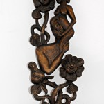 Скулптура дърворезба