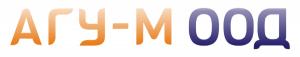 Лого на фирма АГУ-М ООД