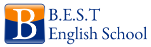 Лого на Английско училище BEST, София