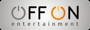 Лого на Off On entertainment